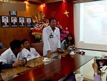 Bác sĩ BV Bạch Mai 'nói như muốn khóc' khi họp báo vụ 'triệt sản rồi vẫn có thai'