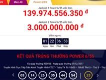 Hụt jackpot 140 tỉ của Vietlott trong gang tấc: Vì sao?