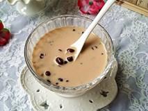 Trà sữa sẽ trở nên cực tốt cho sức khoẻ nếu bạn dùng thêm chỉ 1 nguyên liệu này