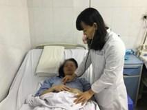 Kỳ lạ người phụ nữ mang thai 7 tuần trong lá lách
