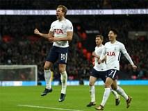 Harry Kane lập cú đúp, Tottenham đẩy Arsenal xuống thứ 6
