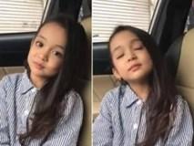 """Mẫu nhí 6 tuổi cover """"Sống xa anh chẳng dễ dàng"""" siêu ngọt ngào"""