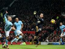 Lukaku lập cú đúp sai lầm, Man Utd ôm hận ở derby Manchester