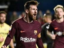 Messi cân bằng kỷ lục tồn tại 40 năm của Gerd Mueller