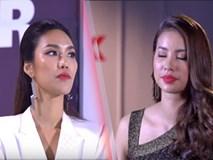 'The Look' tập 4: Phạm Hương bỏ ra ngoài vì bất mãn với Lan Khuê