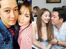 """Trường Giang chia tay Nhã Phương để """"cặp kè"""" với hot girl Sam?"""
