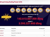 Thông tin mới vụ 11 người hụt jackpot hơn 142 tỉ trong gang tấc
