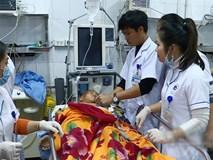 Bắc Ninh: Sập lan can trường tiểu học, 13 HS nhập viện cấp cứu