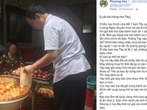 Nhập vai du khách nước ngoài đi mua bánh rán trên phố cổ Hà Nội, tìm hiểu thực hư 'luật bán hàng cho Tây'