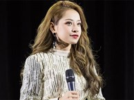 Chi Pu lại bị chê hát hụt hơi trong buổi họp fan tại Hàn Quốc