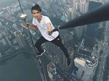 Trước khi chết, diễn viên Trung Quốc từng thách thức độ cao 1.000m