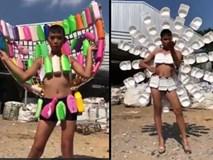 Victoria's Secret phiên bản đồng nát 'chất phát ngất' của cậu bé người Thái
