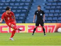 U23 Việt Nam 1-2 U23 Uzbekistan: Vuột vé vào chung kết
