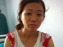 Chồng mới mất được 5 ngày, người vợ mang song thai 8 tháng bị động thai mà không có tiền chuyển viện