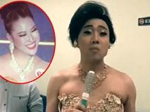 'Cười không ngậm được miệng' xem Trấn Thành nhái Phi Thanh Vân trả lời màn ứng xử 'huyền thoại'