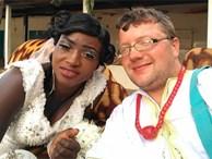Gã ăn mày xuyên lục địa quyết định từ giã 'sự nghiệp', kết hôn với một cô gái châu Phi