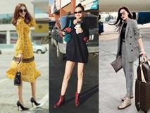 """Kỳ Duyên càng ngày càng """"manly"""", Thanh Hằng bỗng nữ tính không ngờ trong street style tuần này"""