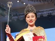 Hoa hậu Trung Quốc vừa đăng quang bị chê 'vừa già vừa thấp'