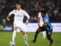 Ronaldo tỏa sáng, Real Madrid hoàn tất cú ăn 5 trong năm 2017