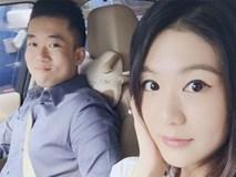 Đúng 1 năm sau ngày cưới, tình cũ cơ trưởng của Trương Thế Vinh đã mang bầu, được chồng cưng chiều hết mức