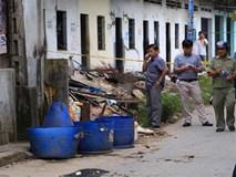 Vụ án Ba lô chứa đầu người trong thùng rác