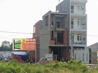 Giá đất nền vùng ven Sài Gòn vẫn 'nóng' từng ngày