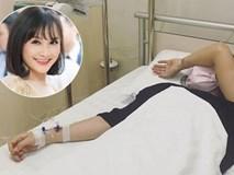 Bảo Thanh nhập viện cấp cứu vì ngộ độc thực phẩm