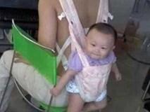 Đây là cách các ông bố trông con khi mẹ vắng nhà