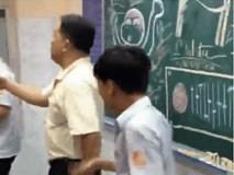 'Quẩy' hết mình trong buổi liên hoan lớp, thầy giáo đáng yêu nhất năm là đây chứ đâu