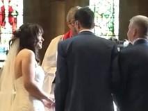 Chú rể bỏ quên nhẫn cưới trong hôn lễ và cái kết bất ngờ