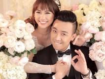 Kỷ niệm 1 năm ngày cưới, vợ chồng Trấn Thành xin 'off 4 ngày' để tận hưởng hạnh phúc riêng