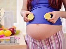 """Chanh nhỏ nhưng """"có võ"""", mẹ bầu muốn khỏe mạnh chớ quên thủ sẵn vài quả trong nhà"""