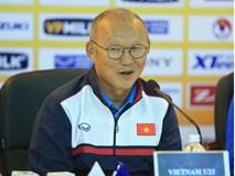 HLV Park Hang Seo mơ làm được điều kỳ tích ở giải châu Á