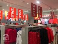H&M sale 50% nhưng tìm được đồ để mua thì... hơi khó