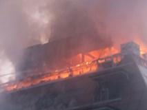 Những hình ảnh kinh hoàng từ vụ cháy tại Hàn Quốc: 29 người chết, hàng chục người bị thương