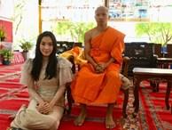 'Messi Thái' cạo đầu đi tu báo hiếu cha mẹ