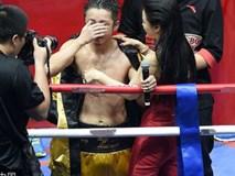 Nhà vô địch quyền anh Trung Quốc Trâu Thị Minh bị mù đột ngột
