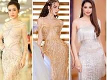 Top 5 'nữ hoàng thảm đỏ' showbiz Việt năm 2017