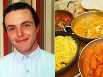 Hẹn hò đi ăn tối, chàng trai không ngờ chết đau đớn trong vòng tay bạn gái chỉ sau 2 muỗng cà ri