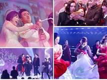 Loạt hình ảnh cực kỳ hài hước chưa được tiết lộ trong lễ cưới Trấn Thành - Hari Won