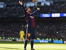 Messi lại trở thành ác mộng của Real trước đêm Giáng sinh