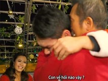Clip Phương Vy tặng quà Noel khiến bố bật khóc nức nở thu hút gần 1 triệu view vì quá xúc động