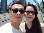 Vợ kém 14 tuổi xinh đẹp của MC Anh Tuấn: Cuộc sống sang chảnh, đi khắp thế giới-13
