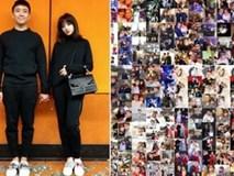 Kỷ niệm 1 năm kết hôn, Trấn Thành nhắn gửi Hari Won: 'Cảm ơn em đã đến bên anh'
