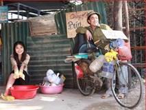 'Cười té ghế' với chuyện tình em gái rửa bát và chàng đồng nát Đỗ Duy Nam