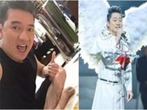 Mr. Đàm 'ám chỉ' trang phục Tùng Dương mặc trên sân khấu như 'học sinh lớp 2 xé dán thủ công'