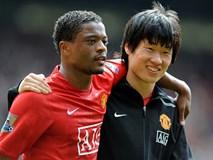 Câu chuyện cảm động về tình bạn của Park Ji-Sung với đồng đội ở Man Utd