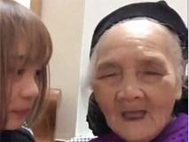 Cháu gái dạy bà nói tiếng Nhật cực hài hước