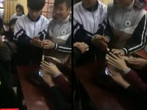 Clip: Học sinh mang cả bình gas đến lớp để sưởi ấm khiến cộng đồng mạng lo ngại về vấn đề an toàn