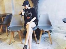 Chỉ diện áo phông đơn giản thôi mà Kỳ Duyên cũng đẹp xuất thần trong street style tuần này